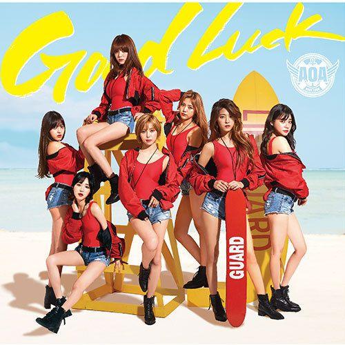 AOA2ndアルバム収録曲の画像