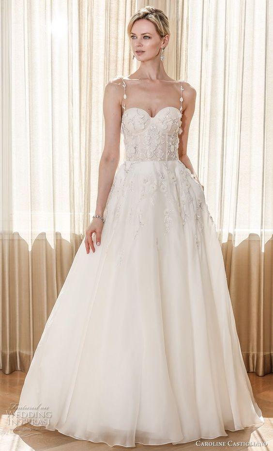 Caroline Castigliano 2019 Wedding Dresses
