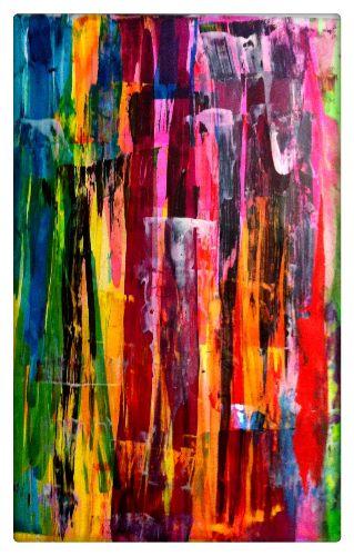 tableaux art contemporain print color - Tableaux Abstraits Colors