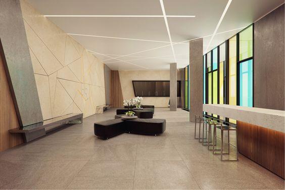 Интерьеры новой школы Самбо 70 в Новогорске, Архитектурное бюро Александры Федоровой: