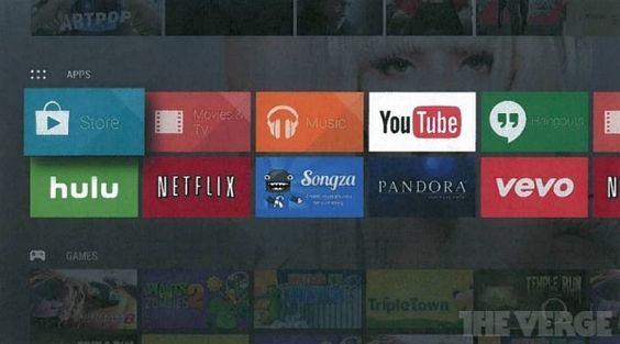 Android TV: Vorstellung auf der Google I/O  #androidtv