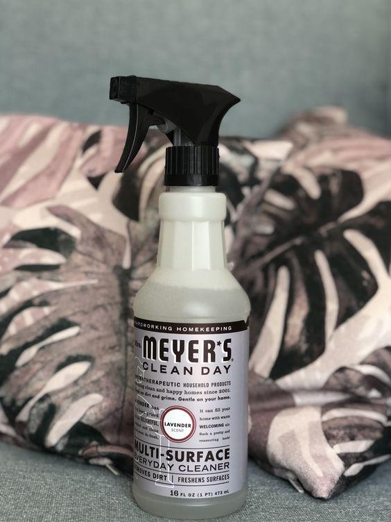Универсальное повседневное чистящее средство с ароматом лаванды, Mrs. Meyers Clean Day