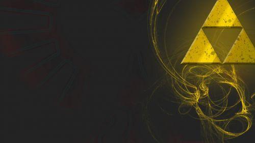 Legend Of Zelda Triforce Hd Wallpaper Macbook Wallpaper Wallpaper Paper Lamp