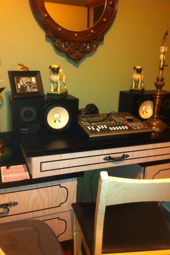 Yamaha Recording Studio by Jeff Barbra