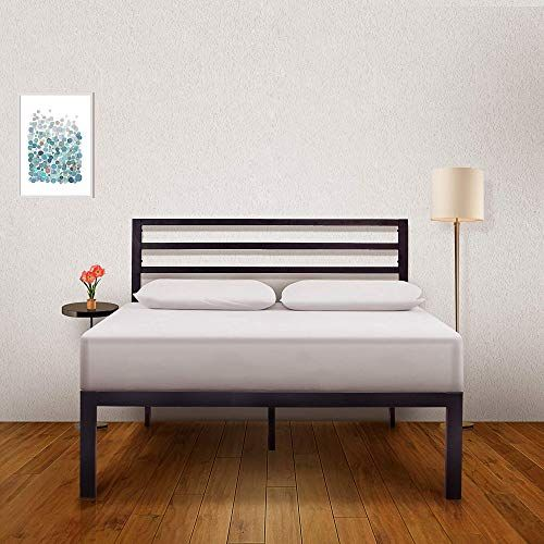 Amazing Offer On Ambee21 Queen Platform Metal Bed Frame