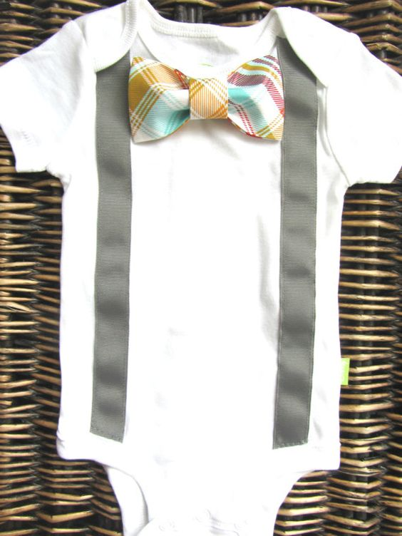 Baby Boy Clothes  Boys Easter Outfit  Grey by SewLovedBaby on Etsy, $17.99