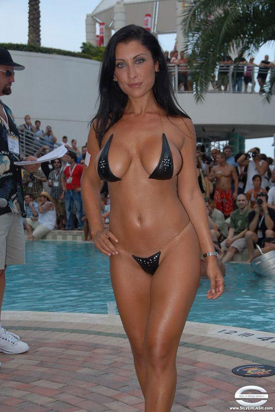 Silvercash bikini contestants
