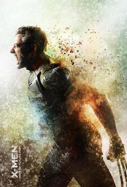 X-Men: Days of Future Past - Wolverine (Hugh Jackman)  não perca este filme muito bom >> http://goo.gl/FSeDLI