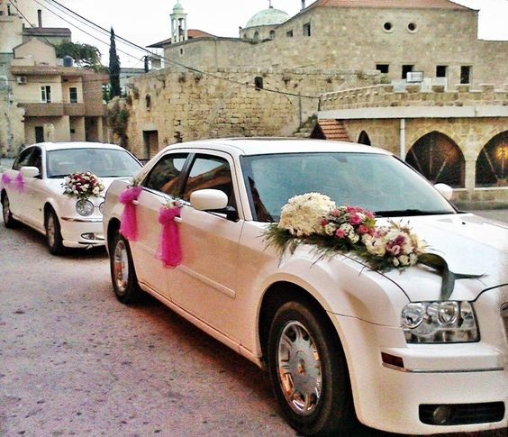 wedding car decoration d coration voiture de mariage. Black Bedroom Furniture Sets. Home Design Ideas