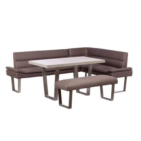 Dining Set Deal Morwell Corner Sofa With Dining Table Bench Corner Dining Table Corner Sofa Table Dining Table In Kitchen
