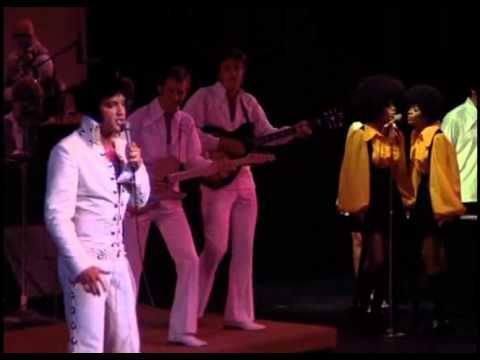 Elvis Presley Suspicious Minds Live That's The Way It Is 1970