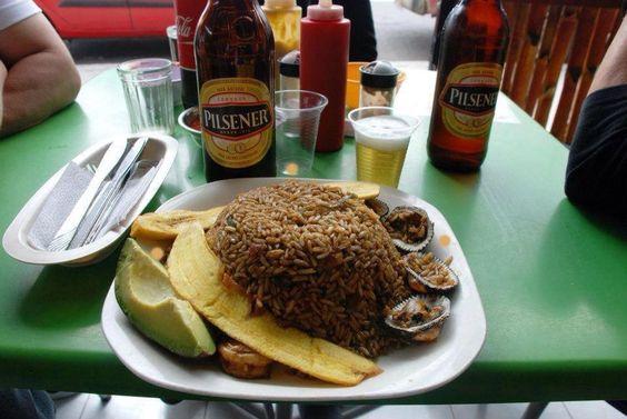 """El exquisito plato de arroz conocido como """"Arroz Marinero"""""""