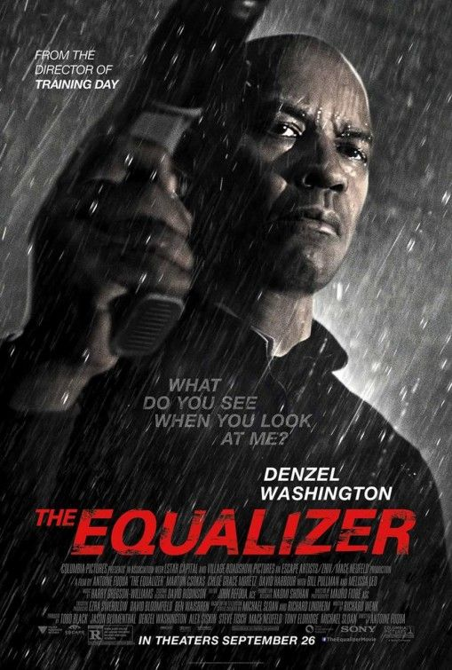 TonightsFilm: #TheEqualizer A former secret agent comes out of retirement to take on the Russian Mafia on his own. B-