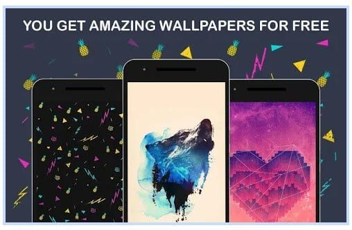 5 Best Free Amoled Wallpaper Apps For Android That You Shouldn T Miss Hd Wallpapers For Mobile Cool Wallpapers For Samsung Wallpaper Cool backgrounds apps for android