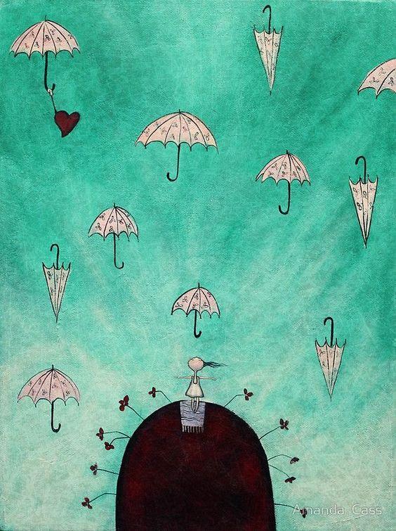 """""""Open Up"""" by Amanda Cass      ᘡղbᘡ"""