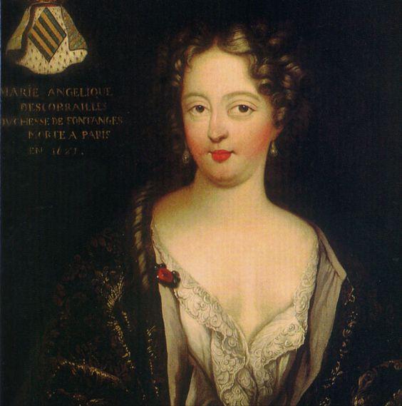 Marie Angélique de Scorailles, duchesse de Fontanges: