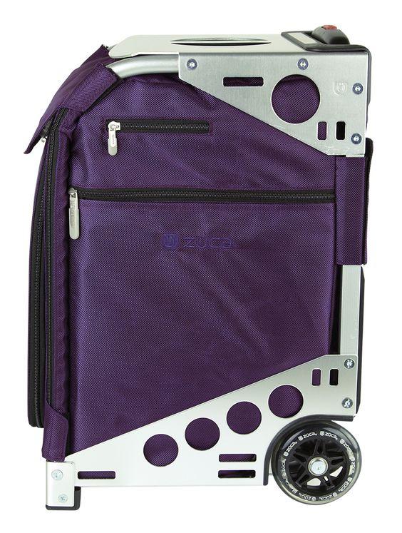 Pro Travel Royal Purple/Silver : ZÜCA Store