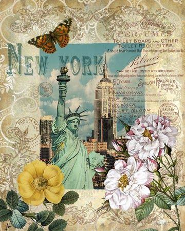 PAPIROLAS COLORIDAS: Ciudades romanticas para soñar.....