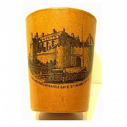Dice Shaker Stirling Castle