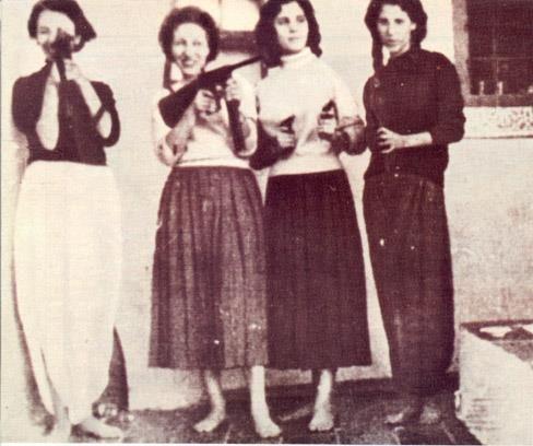 Les héroïnes de la Révolution
