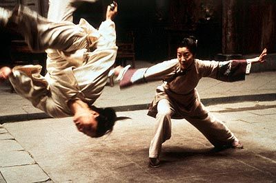 Crouching Tiger Hidden Dragon - martial arts, romantic, drama - movie still
