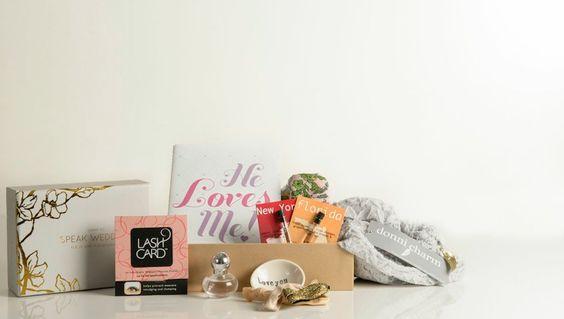 wedding box gift