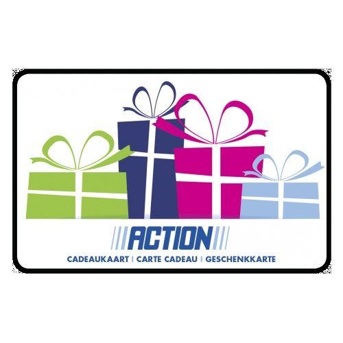 Carte Cadeau Magasin Action Carte Cadeau Carte