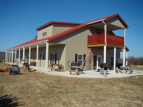 pole barn homes post frame homes national barn company