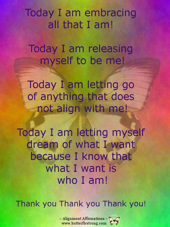 Alignment Affirmations https://www.facebook.com/AlignmentAffirmations