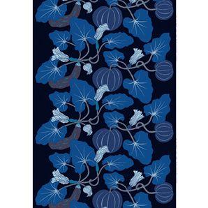 Marimekko Blue Kumina Fabric