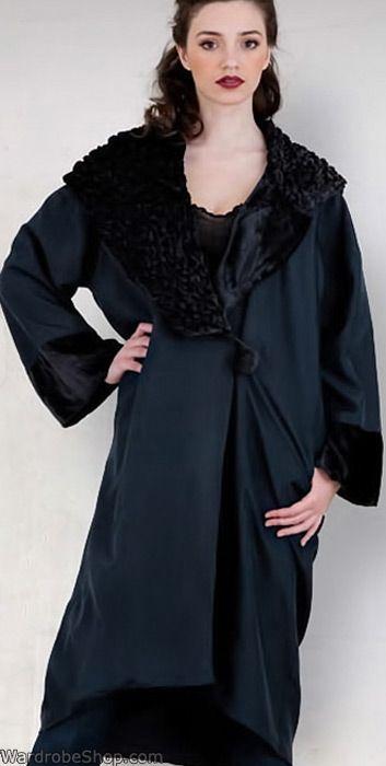 $210 T-326 Teal Coat