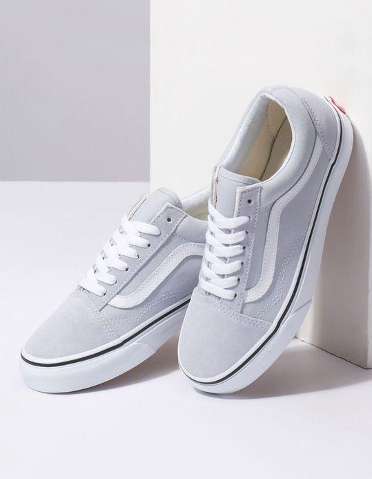 Vans shoes women, Vans old skool gray