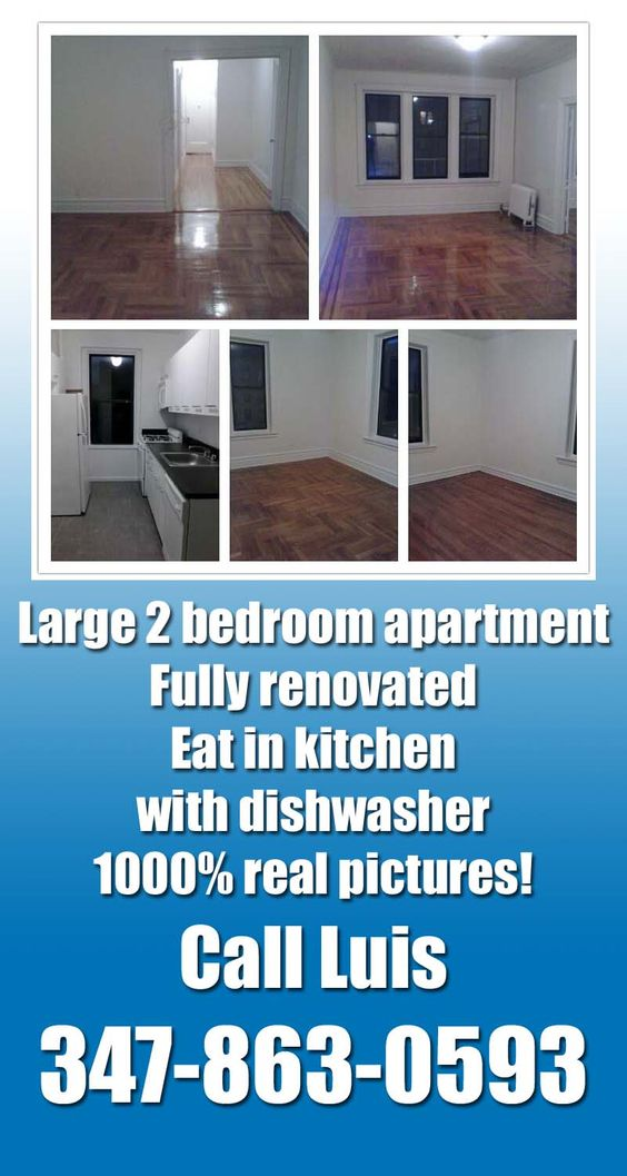 2 Bedroom apartment for rent in Forest Hills, Queens, NY ...