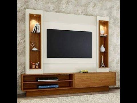 Best Modern Tv Cabinet Design For Living Room Bedroom On Wall 2019 Tv Cabinet Designs Living Room Tv Unit Designs Modern Tv Wall Units Wall Tv Unit Design