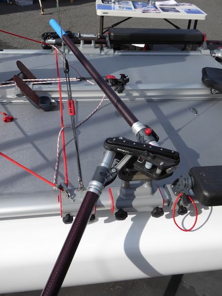 2016 ANNAPOLIS SAILBOAT SHOW: Odds and Ends and Just Plain Odd