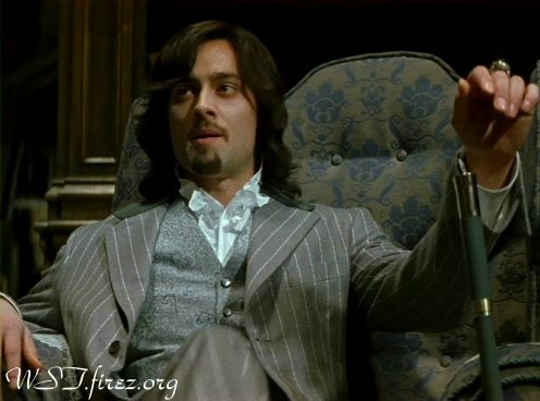 """Dorian Gray played by Stuart Townsend in """"The League of ..."""