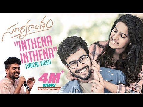 Inthena Song Lyrics Inthena Inthena Song Lyrics In English Inthena Inthena Song Lyrics In Telugu Inthena Inthena Lyrics In 2020 Song Lyrics Mp3 Song Mp3 Song Download