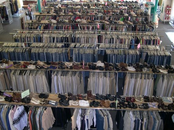 Inexpensive Vintage Clothing 4