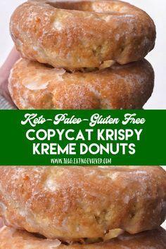 Keto Krispy Kreme