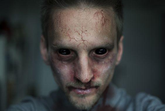 Zombie MakeUp | by tausend und eins, fotografie