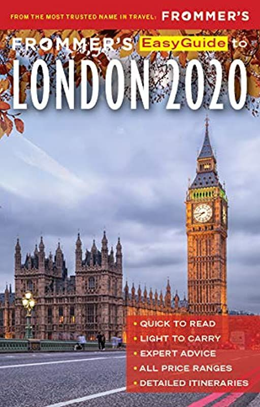Read Book Frommer S Easyguide To London 2020 By Jason Cochran In 2020 Books To Read Ebook Pdf Ebook