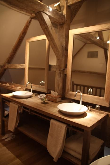 inspiration salle de bain chalet pinterest beautiful belle and vanities. Black Bedroom Furniture Sets. Home Design Ideas