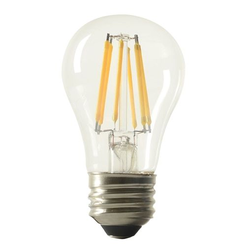 Kichler 60 W Equivalent Dimmable Soft White A15 Led Decorative Light Bulb Lowes Com Decorative Light Bulbs Led Decorative Lights Light Bulb