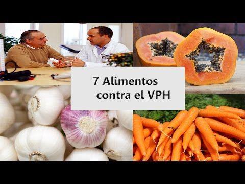 Dieta para evitar papiloma