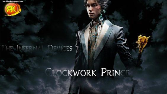Clockwork Prince | Confiram os wallpapers que fiz de CLOCKWORK ANGEL e CLOCKWORK PRINCE ...