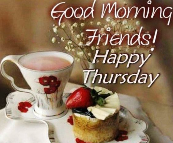 Updated #Happy #Thursday #Morning Wishes