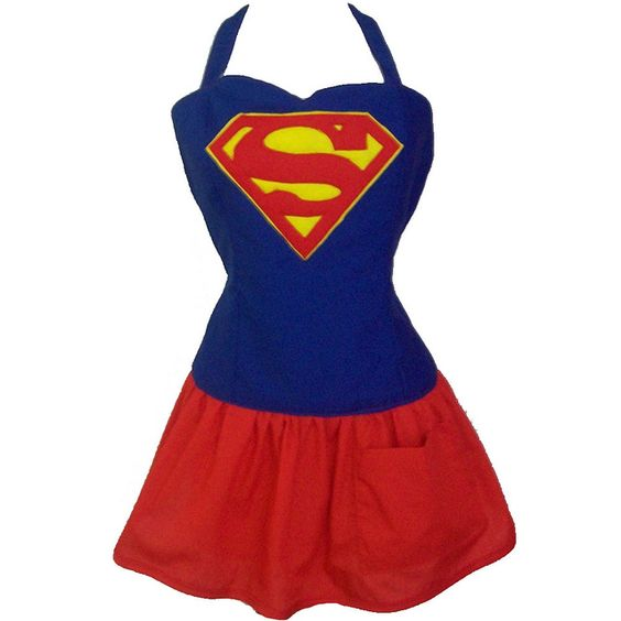 Super Girl Apron