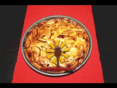 Cómo preparar Tarta de Manzana fácil y rápido