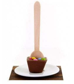 Children's Hot Chocolate Spoon von Ashton & Jules