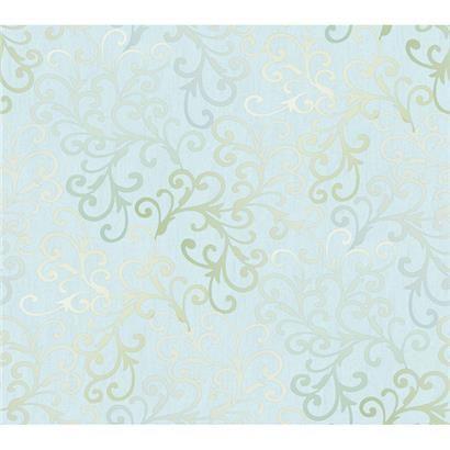 CHR11685 Blue Christel Wallpaper - Christel by Chesapeake